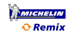 Pneu Michelin Remix