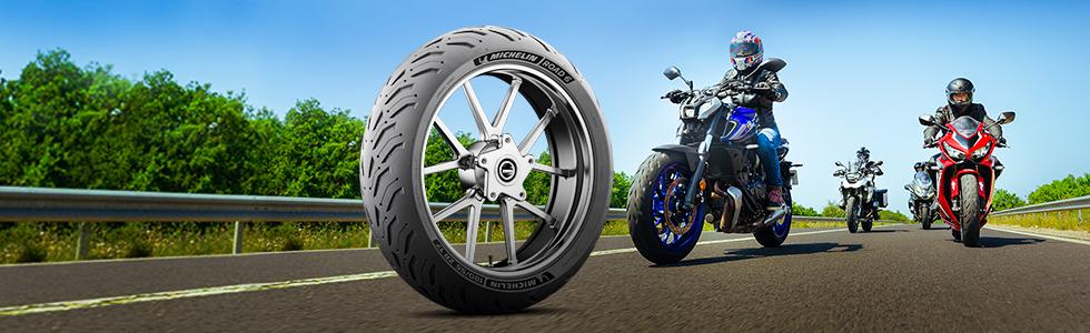 Pneu moto Michelin