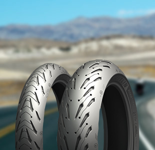 Pneu Michelin ROAD 5 TRAIL