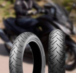 Pneu Bridgestone BATTLAX SCOOTER SC2