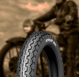 Pneu Dunlop K81 TT100
