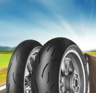 Pneu Dunlop SPORTMAX GP RACER D212
