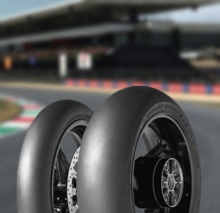 Pneu Dunlop GP RACER D212 SLICK
