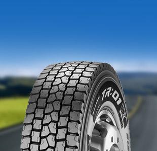 Pneu Pirelli TR:01 II